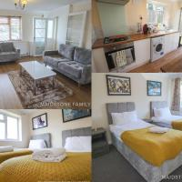 Enjoy Sunsets at Fully Equipped 3BR Condo at Maidstone