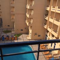 Tiba resort/ pool/ kitchen/ near to el gouna