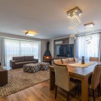 Luxuoso apartamento no coração de Gramado