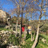 U paliaghju, une cabane de berger pour vivre un dépaysement total