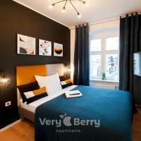 Very Berry - Glogowska 35a - Good Mood MTP Apartments