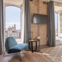 Home Art Apartments Málaga