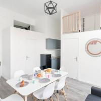 BERCY Charming & cozy apartement for 8p