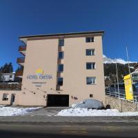 Cresta Sport Hotel