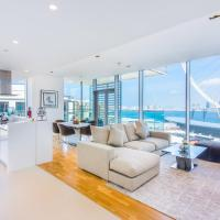 Luxurious 3-Bedroom Apartment with full Marina Skyline and Sea View
