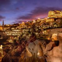 Argos In Cappadocia, מלון באוצ'יסר