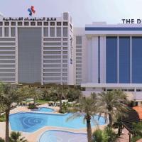 The Diplomat Radisson Blu Hotel Residence & Spa