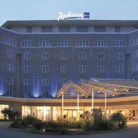 Radisson Blu Hotel Dortmund, hotel in Dortmund