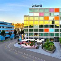 Radisson Blu Hotel, Lucerne