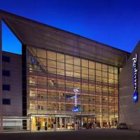 Radisson Blu Hotel London Stansted Airport, hotel in zona Aeroporto di Stansted - STN, Stansted Mountfitchet
