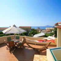 Plaka Villa Sleeps 6 Pool Air Con WiFi