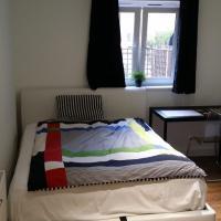 En-suite big room East Crodyon - kingsize bed