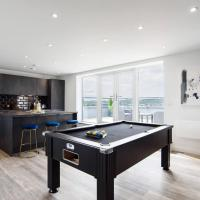 Cardiff's Best Penthouse - 2 Min Walk to Central Station