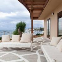 Lena Villa Seafront 5 Bedrooms 14 PAX · Kouvohori Villas Crete