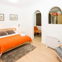 bcn cosy sagrada familia apartment