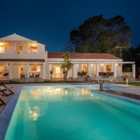 Chalikounas Villa Sleeps 6 Pool Air Con WiFi