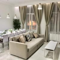Luxury Residence Charvet Bruxelles-Midi (APP4)
