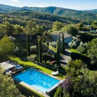 Volpaia Villa Sleeps 6 with Pool Air Con and WiFi