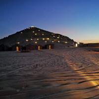 Dunes Camp, Siwa Oasis