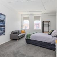 Central spacious Apt Room, walk to everything