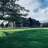 luxury Living in the country side just minutes to the airport