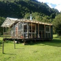 Cabaña Cerca Río Cochamó