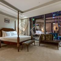 """""""Sky View"""" residence and SPA - Federation tower west 49th floor, luxury apartment"""