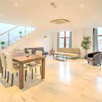 Marble Lodge. Luxury Apartments, Center of Antwerp