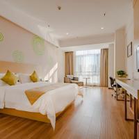 GreenTree Inn Taian High-speed Railway Station Lingshan Avenue Business Hotel