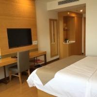 GreenTree Inn Hefei Changfeng County Gangji Town Jingang Avenue Express Hotel