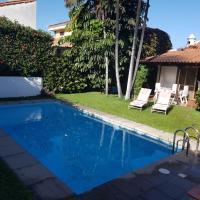 Villa La Habana heated pool
