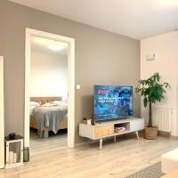 Elegant, bright spacious apartment in Bratislava center