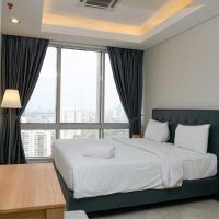 Luxury 2BR at The Masterpiece Condominium Epicentrum Apartment By Travelio