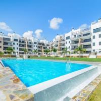 Playas de Orihuela Apartment Sleeps 4 Pool Air Con