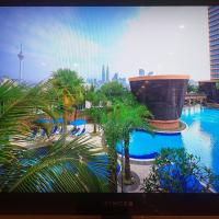 Berjaya golden sky service suite @ times square KL