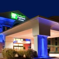 Holiday Inn Express Hotel & Suites Drums-Hazelton