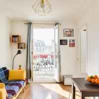 Parisian Apartment in Montmarte by GuestReady