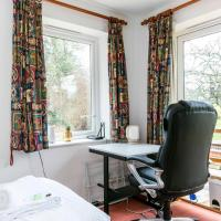 Cosy & Bright Studio with Garden View⭒Free Parking