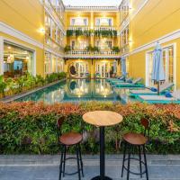 TRIPLE Riverside Villa Hotel HoiAn