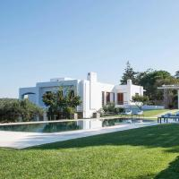 Agios Onoufrios Villa Sleeps 14 with Pool Air Con and WiFi