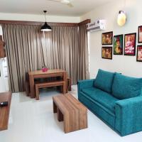 EXHO 4 Sea Esta Holiday Homes, Colva, Goa