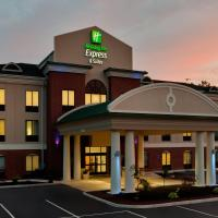 Holiday Inn Express & Suites White Haven/Poconos