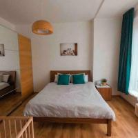 Fully furnished family appartment close to city center