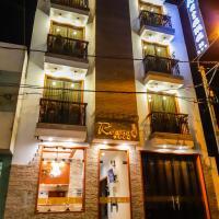 Retama Hotel, hotel in Tacna