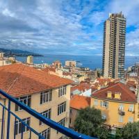 Sea View 5 min walk to MonacoBrand new apartment