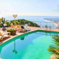 Beautiful apartment in Blanes w/ Outdoor swimming pool, WiFi and 3 Bedrooms