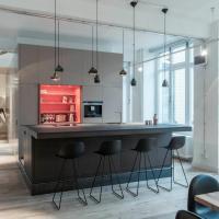 Oranien10 by Suite030 Stylisches Loft mit 3 Schlafzimmern