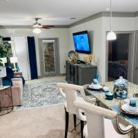 Cozy chic upscale two bedroom apartment