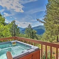 'Horseshoe Lodge' Divide Cabin w/ Hot Tub!