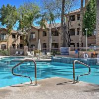 Scottsdale Resort Condo w/Pool 1 Mile to WestWorld